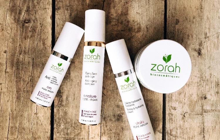 L'art de faire peau neuve avec Zorah - LA CLIQC