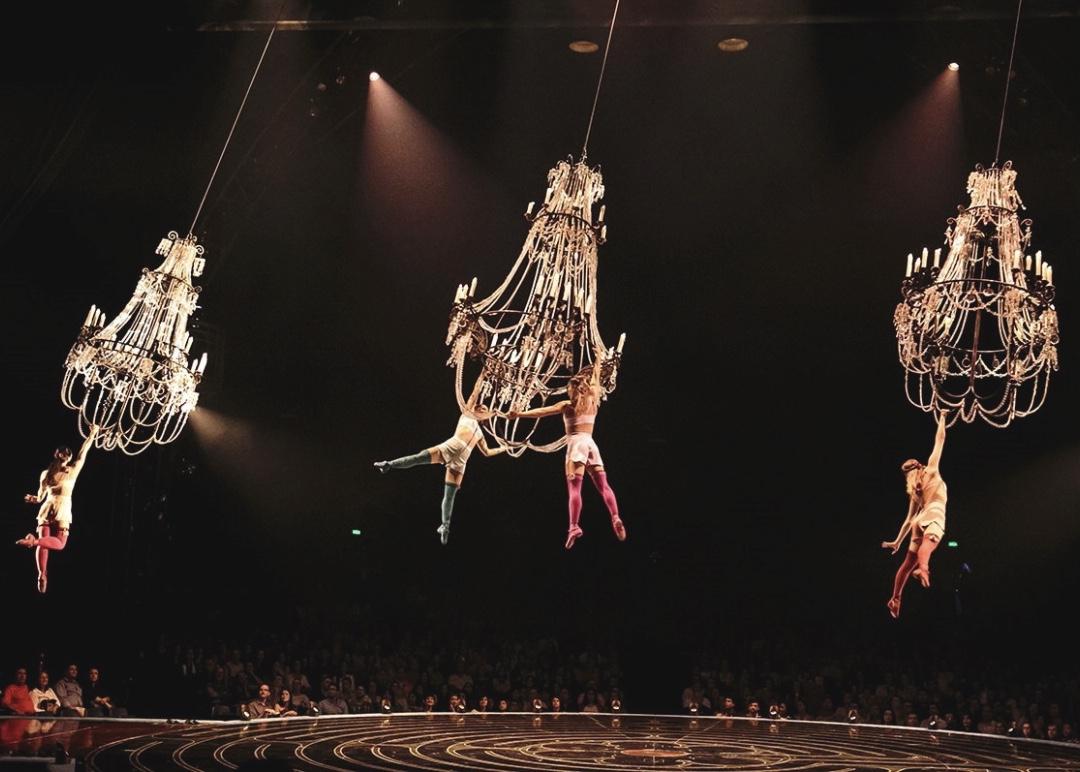 Cirque Du Soleil Corteo Inhalt